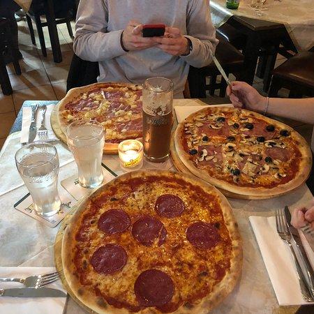 La Strada Ristorante Pizzeria Leipzig Restaurant Reviews