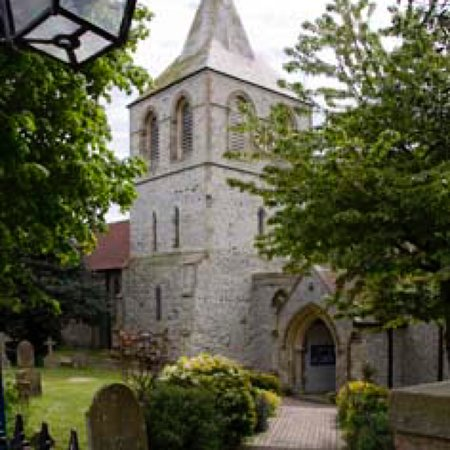 Pevensey, UK: St Nicolas Church