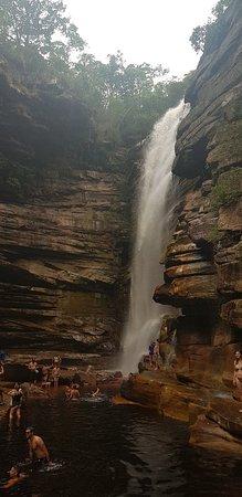 Atracao Turismo: Cachoeira do Mosquito