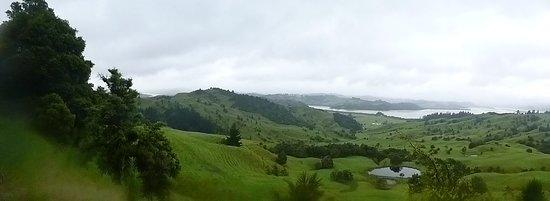 After our trip from Horeke to Kohukohu on the Ranui we rode up Rakautapu Rd. Wonderful trip!