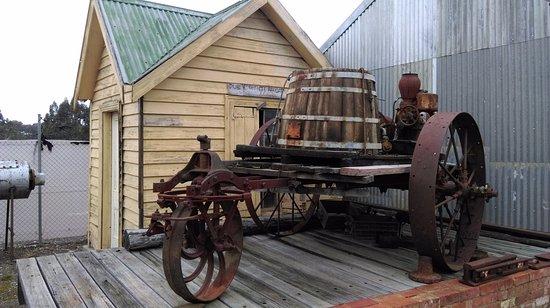 Maldon Vintage Machinery Museum