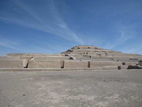 Cahuachi: Cachuachi