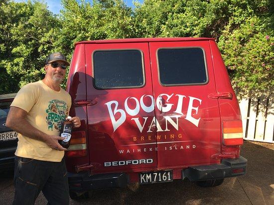 Boogie Van Brewing