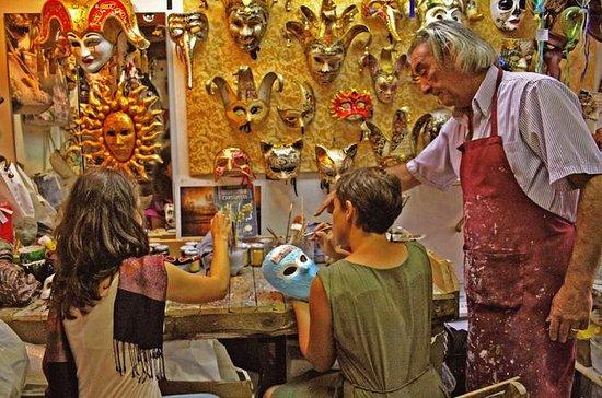 Cours de fabrication de masques du...
