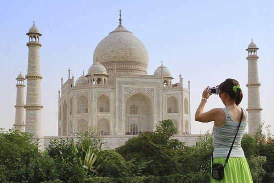 Deli Agra e Taj Mahal Private Day Trip...