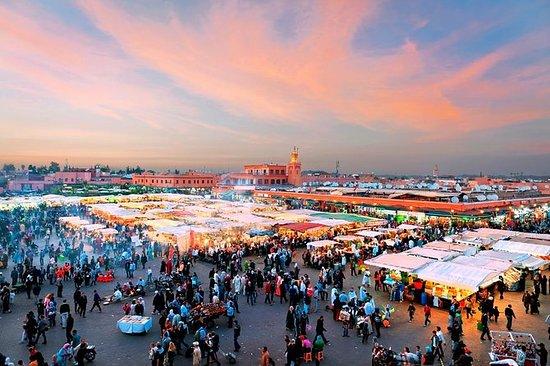 Guidet tur i Marrakech med offisiell...