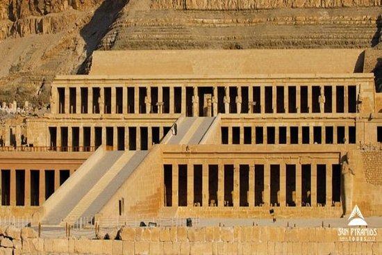 Tour en grupo pequeño a Luxor desde...