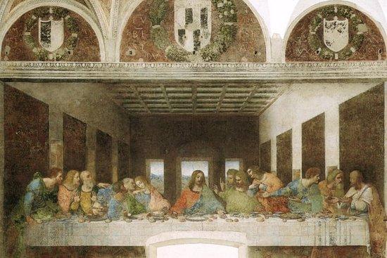 Letztes Abendmahl, Sforza Castle...