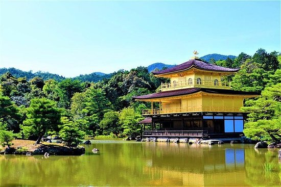 Kyoto Full-Day UNESCO and Historical...