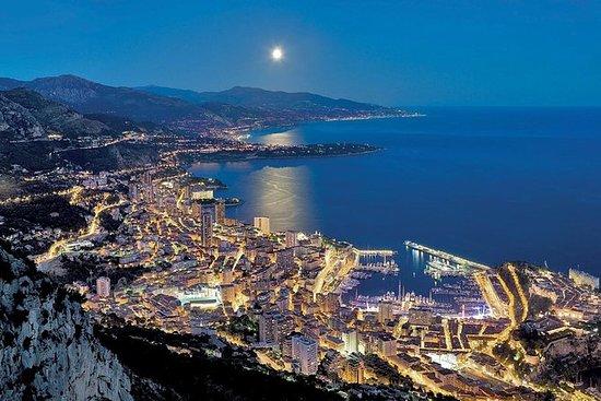 Eze Monaco og Monte-Carlo Day...
