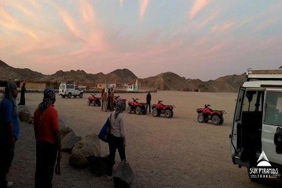 Safari dans le désert bédouin...