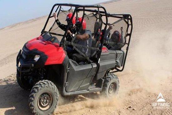 Carro de manhã Buggy Hurghada