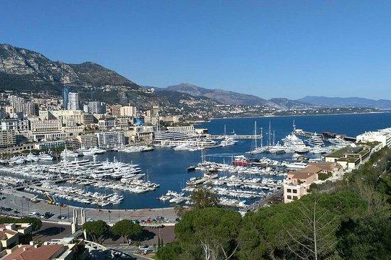 Monaco from Nice - Full day
