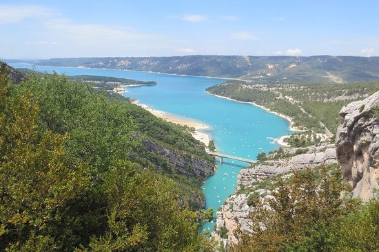 Gorges du Verdon Private Tour fra Nice