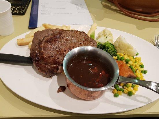 Swan Reach, Australia: Steak