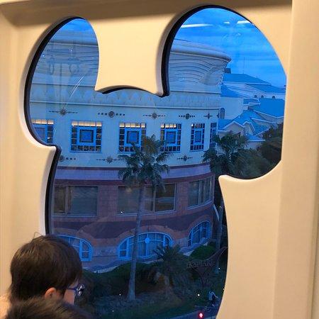 Hilton Hotel on Disney Doorstep