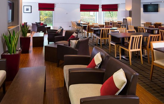 Wychbold, UK: Restaurant