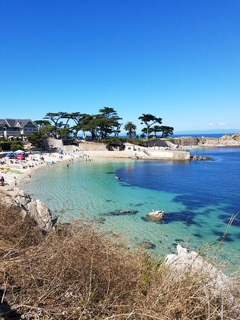 Lovers Point: I love this beach! It's kid friendly, the water is crazy clear it's just beautiful.