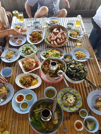 Un bon moment de détente pas loin de Bangkok