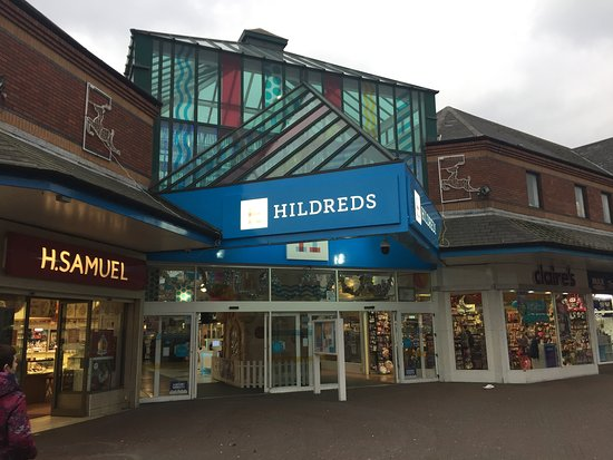 ‪Hildreds Shopping Centre‬