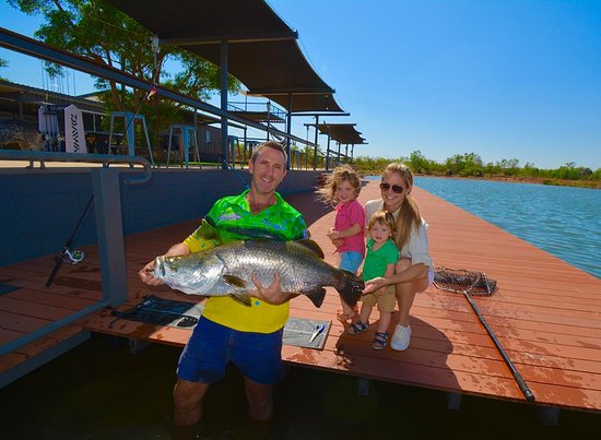 Barramundi Adventures Darwin