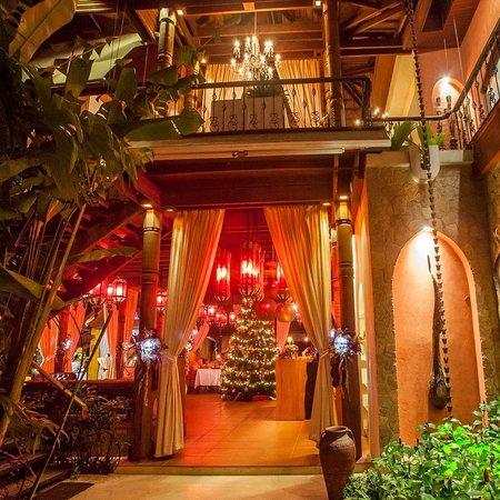Christmas at Zazen resort