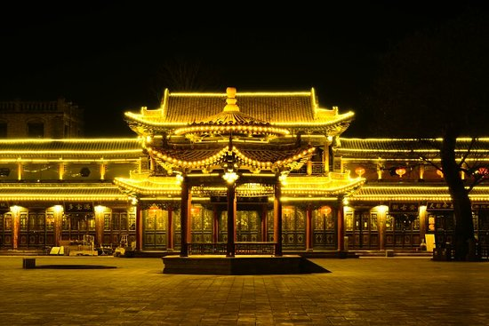 Jinzhong, China: Yuci Chenghuang Temple