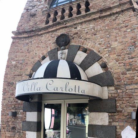 Hotel Villa Carlotta Bild