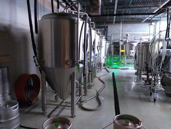 Nashua, Nueva Hampshire: Spyglass Brewing