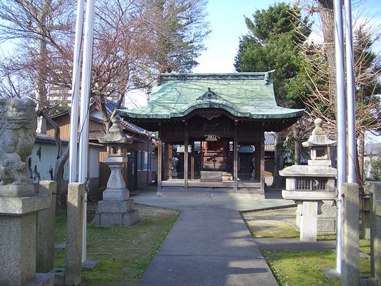 Ozuchi Shrine