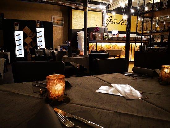 gentile ristorante e pizzeria reutlingen restaurant. Black Bedroom Furniture Sets. Home Design Ideas