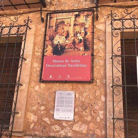 Museo de Artes Decorativas Navidenas