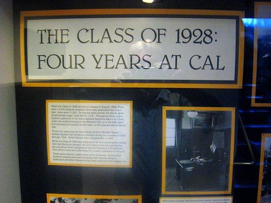 University of California, Berkeley: Evocative