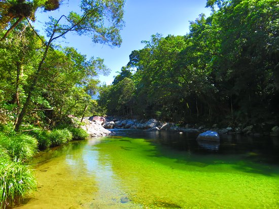 Daintree Region, Australia: Gorge