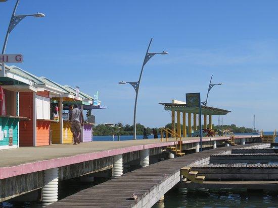 Placencia Municipal Pier