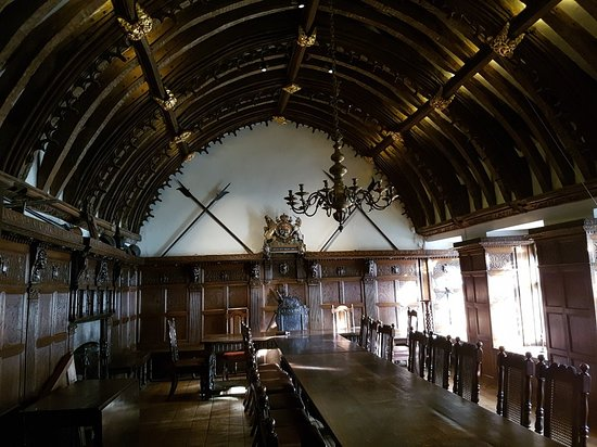 Tucker's Hall. The Guild of Weavers, Fullers and Shearman
