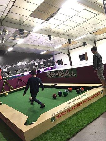 Bowling Bowlplex