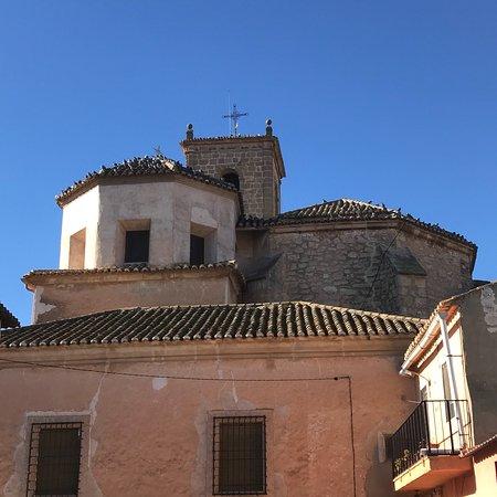 Parroquia Santiago El Mayor