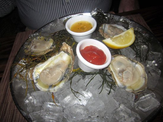 Trevose, PA: Oysters on the Half Shell