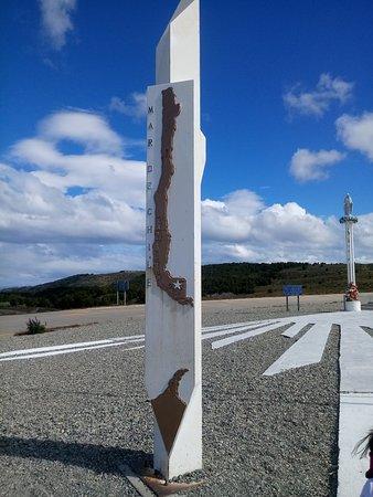 Hito de la Mitad De Chile