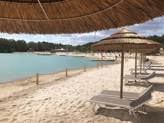 Raunheim, Germany: Pinta Beach - Textil Strand