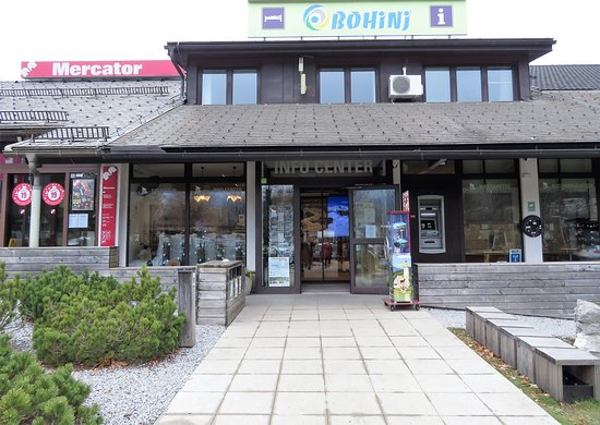 Info Center Bohinj