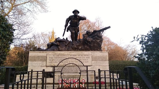 Cameronians War Memorial