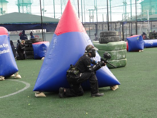LSP Paintball