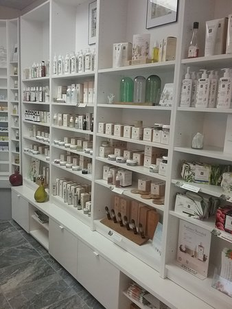 Saint-Jean-sur-Richelieu, Canadá: Magasin de produits BIO Organic products boutique