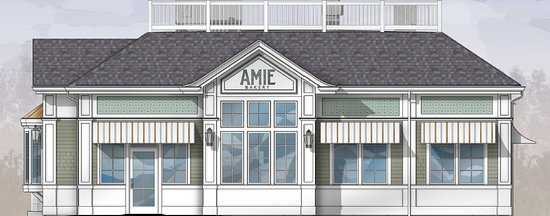 Architect rendering of our new flagship location at 1254 Main Street, Osterville, coming early spring 2019.