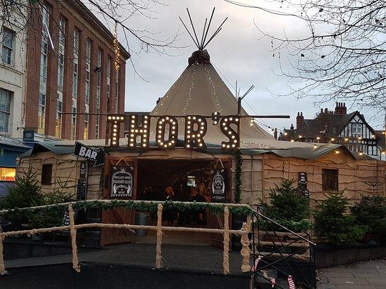 THOR'S Tipi Bar