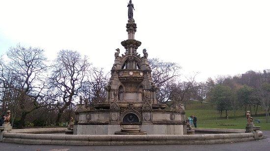 Stewart Memorial Fountain