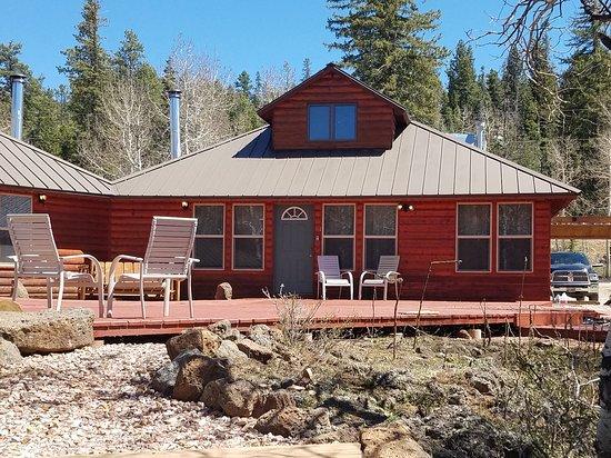 Entrance - Picture of Aspen View Cottages, Duck Creek Village - Tripadvisor