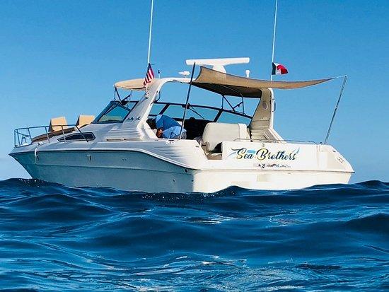 Sea Brothers Luxury Charters